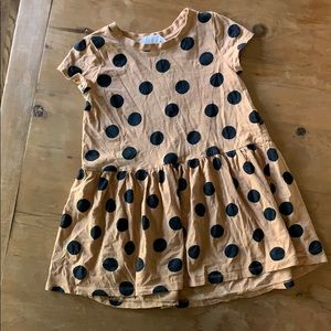 H&M polka dot dress (2-4Y)